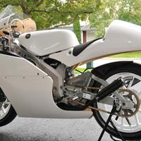 2009 Yamaha TZ250 5KE, 0