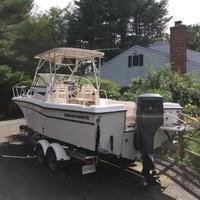 1999 Grady White 226 Seafarer, 1