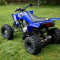 2011 Yamaha 125 Raptor, 1
