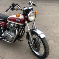 1972 Yamaha XS650, 2