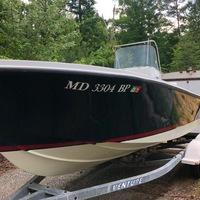 1980 Mako 23  inboard, 4