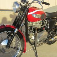 1966 Triumph Tiger 650cc, 0