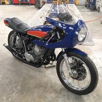 1974 Kawasaki H1E, 7