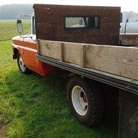 1963 Chevrolet C30 Flatbed, 4