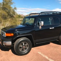 2007 Toyota Special Edition TRD FJ Cruiser TRD Limited Edition (only 320 made), 0