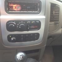 2004 Dodge Ram 3500 Black, 2