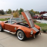 2020 Backdraft Shelby Cobra 1965 Replica Roadster, 18