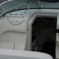 2001 Sea Ray 240 Sundancer, 17