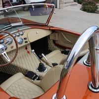 2020 Backdraft Shelby Cobra 1965 Replica Roadster, 21