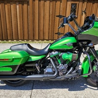 2017 Harley Davidson Road Glide Custom, 17