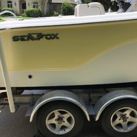 2008 Sea Fox 216C Center Console, 11