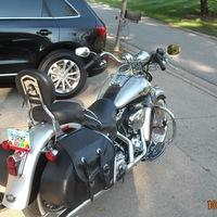 2003 Harley Davidson FLSTSI, 3