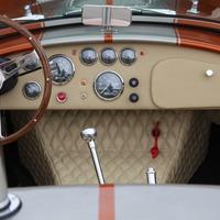 2020 Backdraft Shelby Cobra 1965 Replica Roadster, 9