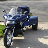2002 V-Cycle Roadhawk, 3