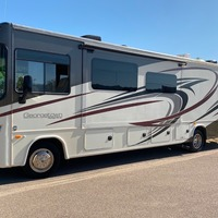 2016 Forest River Georgetown 351DS Bunkhouse, 0