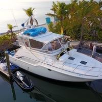 1991 Cruisers Yachts 4285 EXPRESS, 0