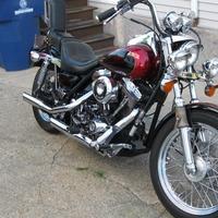 1986 Harley-Davidson low rider, 0