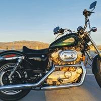 1996 Harley-Davidson Sportster 883, 7