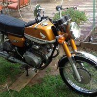 1972 Honda CB 175, 3