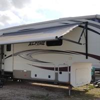2013 Keystone Alpine 3600RS, 2