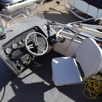 1988 Lowe Model 180 Pontoon, 11