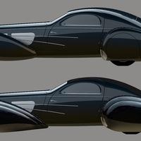 1937 Bugatti Pacific fastback none, 0