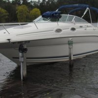 2001 Sea Ray 240 Sundancer, 0