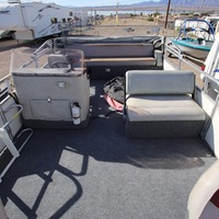 1988 Lowe Model 180 Pontoon, 7