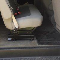 2014 Ford Econoline E350 XLT Wagon Quigley 4X4 2018, 8