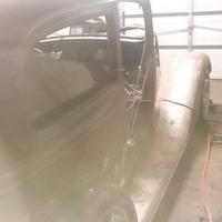 1934 Chevrolet 5 window 2 door, 6