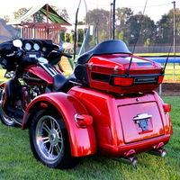 2012 Harley Davidson Tri-Glide Ultra, 3