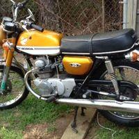 1972 Honda CB 175, 0