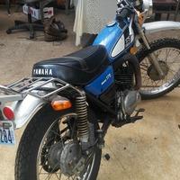 1975 Yamaha DT175, 5