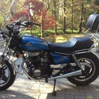 1982 Honda CM 450, 2