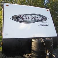 2013 Forest River Surveyor Sport 240, 7