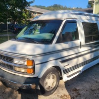 1997 Chevrolet Chevy Van Conversion Van, 0