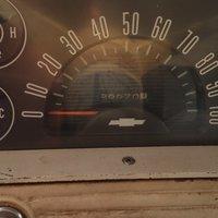 1963 Chevrolet C30 Flatbed, 2