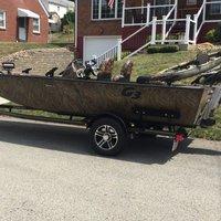 2016 G3 Boats Sportsman 17 Camo, 11