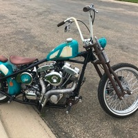2007 Sucker Punch Sallys Choppers Bobber, 1