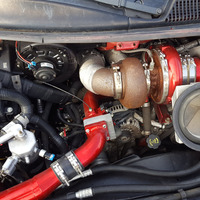 2006 Chevrolet Kodiak C4500 Kodiak C4500 Monroe Conversion 4x4 crew cab diesel, 16