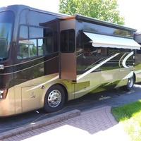 2010 Tiffin Phaeton 36QHS, 13