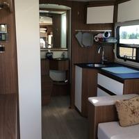 2017 Triplee Leisure Van Wonder Murphy Bed, 1
