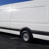 2013 Freightliner Bluetec High Top Van Sprinter 2500, 1