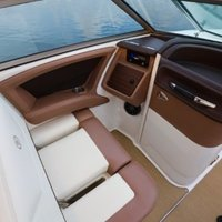 2013 Cobalt Boats 302 w/twin 380 hp Volvos with joystick and hardtop, 18