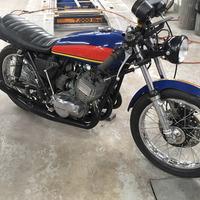 1974 Kawasaki H1E, 5