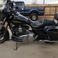 2015 Harley Davidson FLHXS Streetglide Special, 2