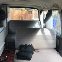 1993 Toyota Hiace Cruising Cabin, 1