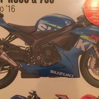 2015 Suzuki GSX-R 600, 8
