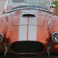 2020 Backdraft Shelby Cobra 1965 Replica Roadster, 0