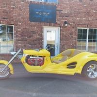 2021 Custom Trike V8 Trike, 0